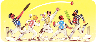 140th Anniversary of the First Cricket Test Match
