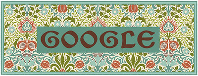 William Morris' 182nd birthday