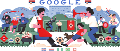 World Cup 2018 - Day 9