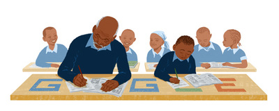 11th anniversary of Kimani Maruge's first day of school